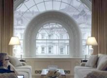 Wnętrza w serialu Hause of Cards