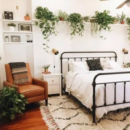 Projektowanie wnętrz – aranżacja sypialni