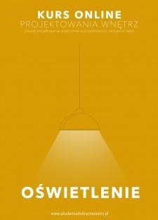 Kurs projektowania oświetlenia