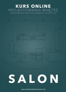 Kurs projektowania salonu
